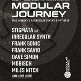 Frank Savio @ Modular Journey, Butan Club (09-06-17) Live Recording
