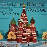 ECSTATIC DANCE MOSCOW (MOCKBA) OLD NEW YEAR 13/01/19 Mixed by DJ YARUN DEE