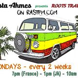 Sista Ahmes on Roots Travel - RASTFM.COM 13 03 2017