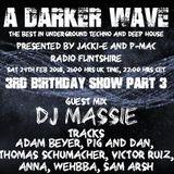 #158 A Darker Wave 24-02-2018 (guest mix DJ Massie, featured artist ANNA)