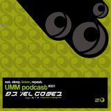Ariel Gomez_UMM Podcast 001_Eat Sleep Listen Repeat