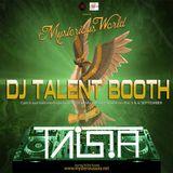 Mysterious Promo Set by DJ Taisir