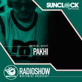 Sunclock Radioshow #031 - Pakhi