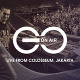 Giuseppe Ottaviani presents GO ON Air 2.0 -  LIVE from Jakarta, Indonesia