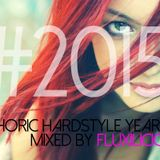 Euphoric Hardstyle Yearmix 2015 - Mixed by Fluxilicious