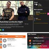 RadioKillaZ Quest Bonfire Mix from Annie Nightingale's Radio 1 / 1Xtra Show 05-11-2014