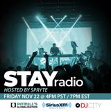STAYradio (Episode #2 / Aired 11/22/19 on Pitbull's Globalization - SiriusXM Channel 13)