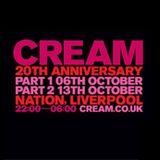 Andy Mac - Cream 20th Anniversary Mix