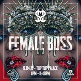 #LoveDoughPowerMix - Female Bosses
