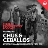 WEEK46_17 Chus & Ceballos live from Halloween Night New York (US)