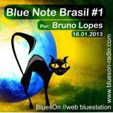 Blue Note Brasil #1 16.01.2013 por Bruno Lopes
