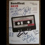 Music mix inspired by Sandfest:  a Celebration of 80's Scottish pop - Concert in Glasgow 18.03.18