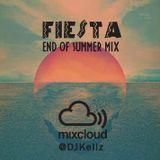 DJ Kellz - Fiesta Mix