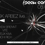 Patrick Arbez Liveact @ Peak Controll 05.06.15