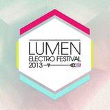 Nic Fabris Live @ Lumen Electro Festival (Italy) - 09-08-2013