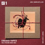 Erased Tapes w/ Nils Frahm - 24th December 2018