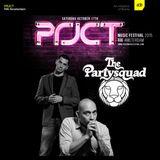 PRJCT Music Festival mixtape by The Partysquad