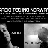 RTN GUEST MIX SHOW / / AION // Rtn013 // 5th may 2019