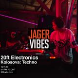 20ft Electronics w/ Kolosova: Techno @ 20ft Radio - 15/11/2017