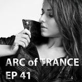 ARC OF TRANCE 41
