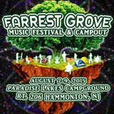 Farrest Grove Sunrise Set 8/9/15