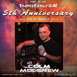 Mulgrew - Guest Mix for TranceFamily UAE 5th Anniversary Celebration [04.08.17]