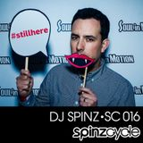 SpinzCycle Podcast 016 - Still Here