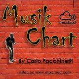 Musik Chart July by Carlo Facchinetti