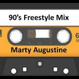 90's Freestyle Mix : 5/1/19