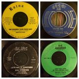 3-8-15 Mellow Madness Radio guest spot soul, gospel and funk 45s