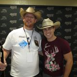 Big Red and Dustin Lynch on Your Country K107.7 WKHI