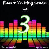 Favorite Megamix Vol.3