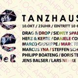 10.10.2014 DJ Monique b2b Daniele Coppola @ we are together - mastered by Rosa Marsch