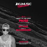 Kumusic Radioshow Ep.172 - Guest of the week: Paige