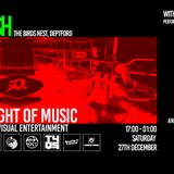 The Rebel Yelle & Owen Acid for Pilion Pub Crash (27/12/2014)