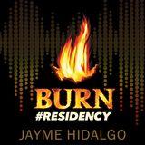 BURN RESIDENCY 2017 - JAYME HIDALGO