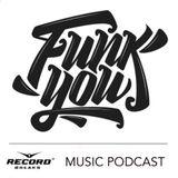Funk You! vol.3 - Shinder @ Radio Record Breaks // 24.02.17