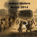 Andrew Slattery - March Promo