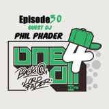 One 4 All Radioshow Episode 30 - Phil Phader - Back Q - Lord Fader (Live@674.fm)