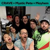 """CRAVE On """"In A Dream With Mystic Pete"""" Feat. Mike Grimm, Charles Bridwell, and Alex Hooper"""