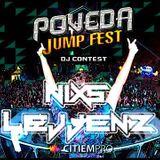DJ Contest Poveda Jump Fest - Nixs Lejjenz