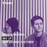 Oriental Cravings on Mix Up Triple J (JJJ) 14/10/2017
