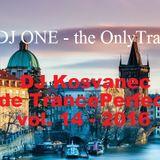DJ Kosvanec (CZ) - Tour de TrancePerfect xxt vol.14-2016 (Radio DJ ONE)