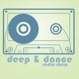 Deep & Dance podcast @ RADIO DEEA 24.03.2014 Special guest Double Deez