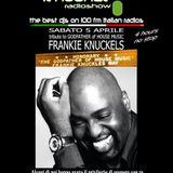 FRANKIE KNUCKELS last dj set ON TENDANCE RADIOSHOW italy PART 2