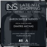 LNS: Aaron Smith & Nuendo w/ Dimitris Michas 8th Dec 2016