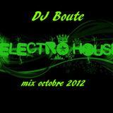 DJ Boute mix octobre 2012