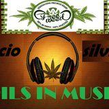 Pils In Music  4 ( Puntata 15 Settembre  2017 ) By Lucio  & Silvia - Freeweed Radio 420
