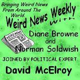 Weird News Weekly August 27 2015