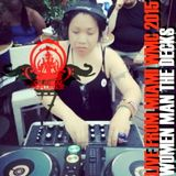 DJ VENUS7  LIVE FROM MAIMI - WMC 2015 - WOMEN MAN THE DECKS